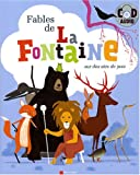 Fables de La Fontaine - Sur des airs de jazz (1CD audio)