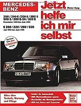Jetzt helfe ich mir selbstReparaturanleitung MERCEDES E-Klasse W124 Diesel