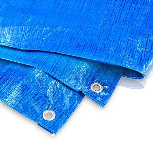 Bradas PL3/5 lona - Lonas (Azul, 3000 mm, 5 m)