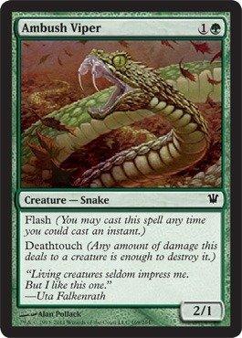 Magic: the Gathering - Ambush Viper - Innistrad