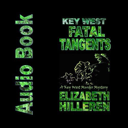 Key West Fatal Tangents audiobook cover art
