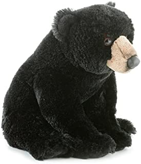 Aurora World Flopsie Plush Blackstone Bear, 12