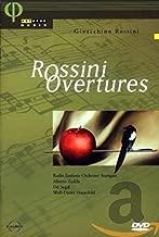 Rossini - Overtures / Alberto Zedda, Wolf-Dieter Hauschild, Stuttgart Radio Symphony Orchestra