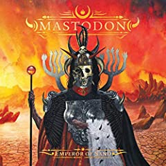 Mastodon - Emperor of Sand CD CD Track List 01           Sultan's Curse     02           Show Yourself    03           Precious Stones 04           Steambreather   05           Roots Remain     06 &nbs...