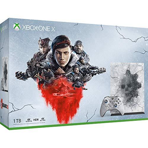 Paquete Xbox One X 1TB Edicion Especial + Gears 5 – Special Limited Edition