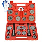 8MILELAKE Brake Caliper Wind Back Tool 24pc Professional Disc Brake...