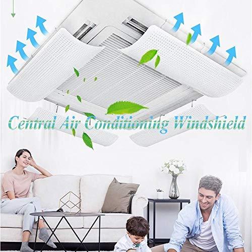 W.Z.H.H.H Baffle Aria condizionata Guida Anti-Vento Prevenire Diretto Blowing Regolabile Aria condizionata Centrale eolica Scudo deflettore deflettore