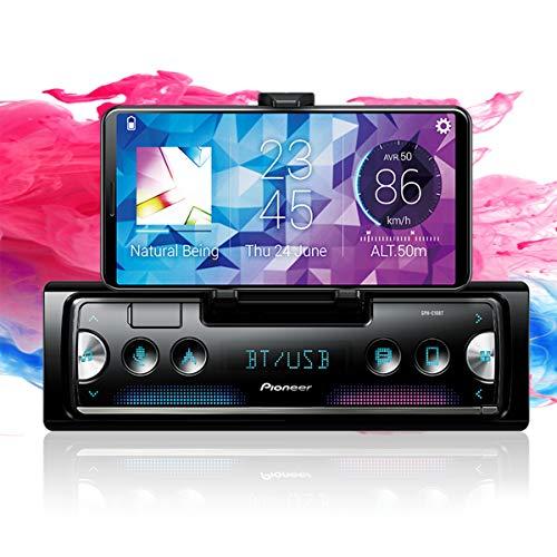 Aparelho Pioneer Sph-C10Bt Smartphone Media Receiver Bluetooth Usb, 6316402