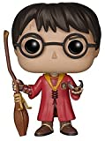 Pop! Movies - Muñeco cabezón Harry Potter Quidditch (Funko 5902)