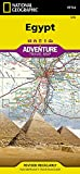 Egypt (National Geographic Adventure Map, 3202)