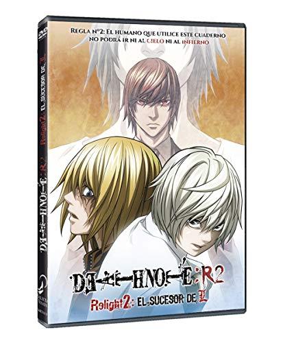 Death Note Relight La Película. El Sucesor De L DVD