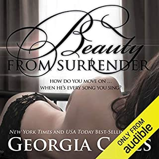 Beauty from Surrender audiobook cover art