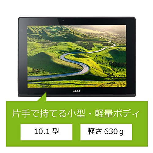 『Acer 2in1 タブレット Aspire Switch 10 E SW3-016-F12D/KF /Windows 10/10.1インチ/Office MobileプラスOffice 365サービス』の5枚目の画像
