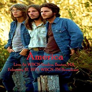 Live At WBCN Studios, Boston, MA. February 12th 1972, WBCN-FM Broadcast (Remastered)