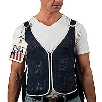 New Home Innovations Cooling Vest with Ice Packs: photo