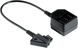 Hama TAE NFF Telephone Adapter Cable Splitter, TAE-F Male to 3 Sockets