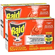 Raid Concentrated Deep Reach Fogger 1.5 Ounce (Pack of 2)