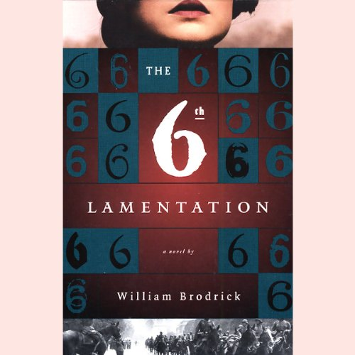 The 6th Lamentation audiobook cover art