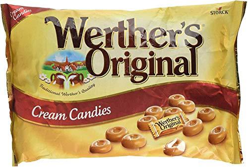 Werthers clásicos originales Cream Caramelos 1 x 1kg