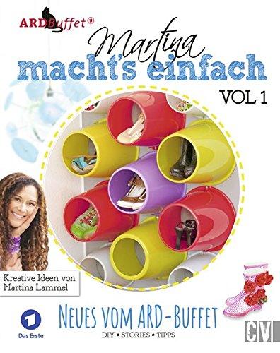 Martina macht's einfach Vol. 1: Neues vom ARD-Buffet