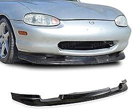 PULIps MZMT99GVFAD - GV Style Front Bumper Lip For Mazda Miata 1999-2000 MX-5