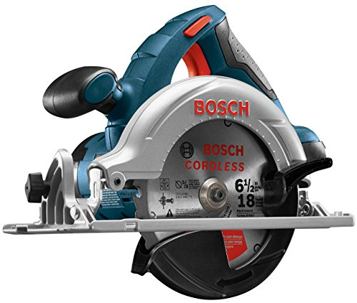 Bosch Bare-Tool CCS180B 18-Volt Lithium-Ion 6-1/2-Inch Lithium-Ion Circular Saw (Certified Refurbished)