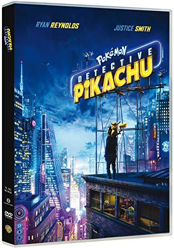 Pokémon: Detective Pikachu [DVD]