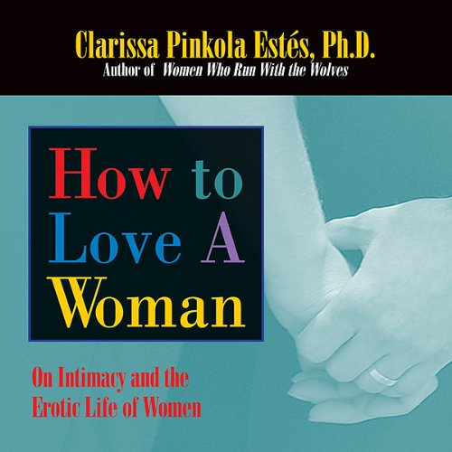 How to Love a Woman audiobook cover art