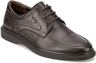 92.100831.M Kahverengi Erkek Ayakkabı