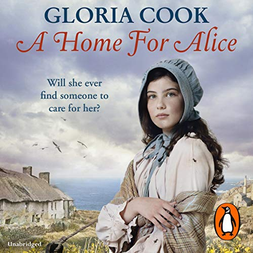 A Home for Alice audiobook cover art