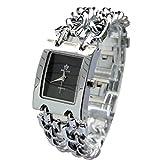 Ernest CF35 Coffret Montre Femme Couleur Argent Bracelet Silver Cristal Collection Dolce Vita