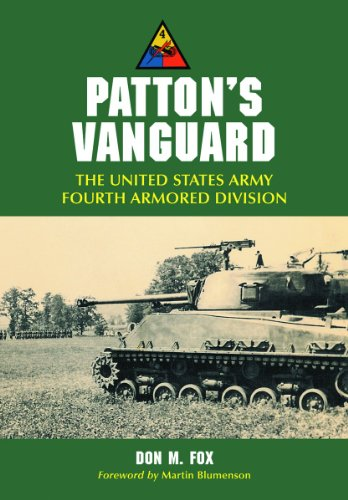Fox, D: Patton's Vanguard: The United States Army Fourth Armored Division