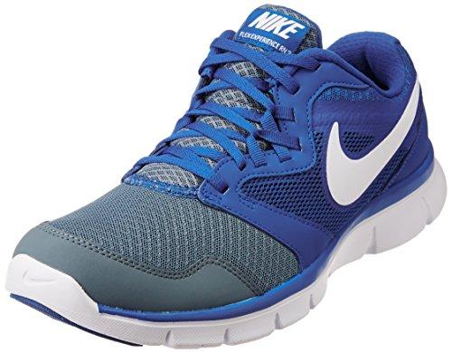 Nike Herren Flex Experience Rn 3 MSL Sneaker, Blue (Lyon Blue/White/Blue Graphite 404), 40 EU