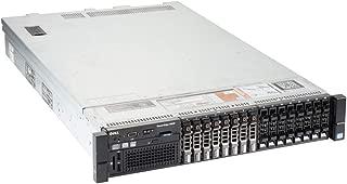 Dell PowerEdge R820 16 Bay Server | 4X E5-4640v2 40 Cores | 192GB | H310 | 8X 600GB SAS (Renewed)