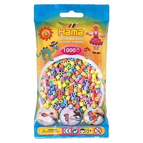 Hama 207-50 - Perline, 1000 Pezzi