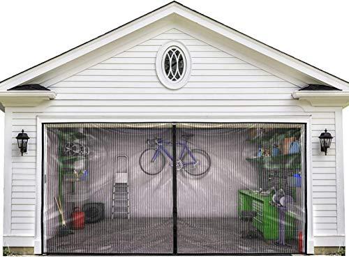 WM-LIHGT Mosquitera Magnética para Puertas Cortina para Puerta para Protección contra Insectos,Mosquitos,Moscas Mosquitera para Cinta Adhesiva Versión Mosquitera Magnetica Puerta/Negro / 140