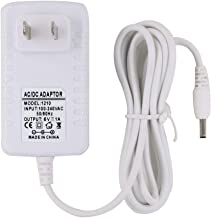 New AC Adapter for HelloBaby HB24 HB32 HB32RX RJ-AS060600U003 Infant Optics DXR-5 Breg D0660 Wireless Video Baby Monitor Camera Comcast Pace DC50X Xfinity DTA Cable Box 5ESP 5E-AD060080-E