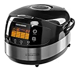 Redmond Multicooker RMC-M90FR - 45 programs, French menu Black