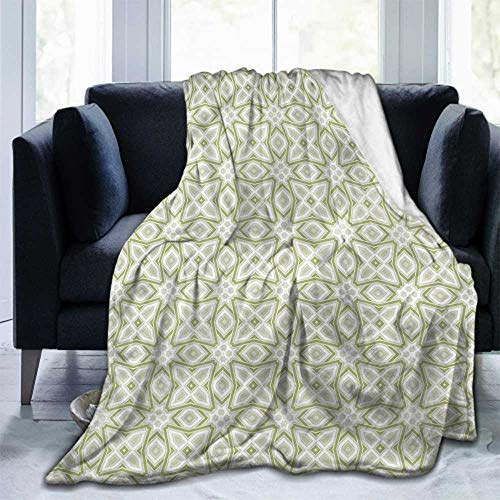 championCEL Celtic,Lightweight Cozy Bed Blanket Super Soft Throw Blanket fit Couch Sofa for Living Room Suitable for All Season,60'x50',Nostalgic Motifs Celtic