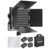 Neewer 660 LED Video Light Bicolore 3200-5600K CRI 96+Regolabile...