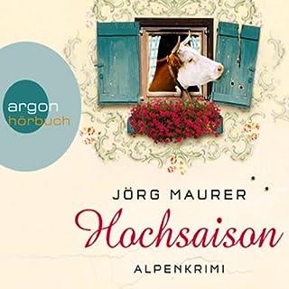 Hochsaison. Ein Alpenkrimi Titelbild