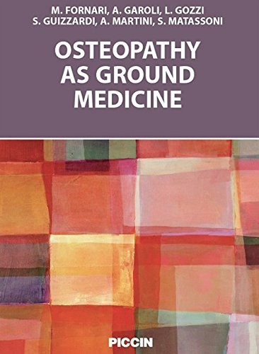 Compare Textbook Prices for Osteopathy as ground medicine  ISBN 9788829929290 by Fornari,Guizzardi - Martini - Matassoni,Garoli - Gozzi