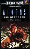 Aliens - Die Rückkehr [VHS] - Sigourney Weaver