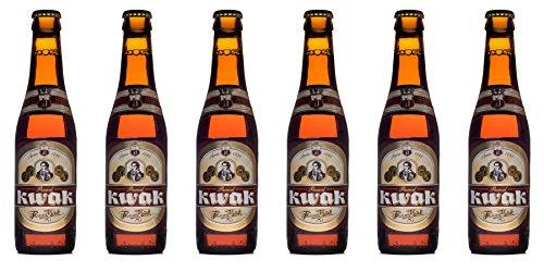 Cerveza Kwak 8.4 ° 33cl - 12 x 33 cl