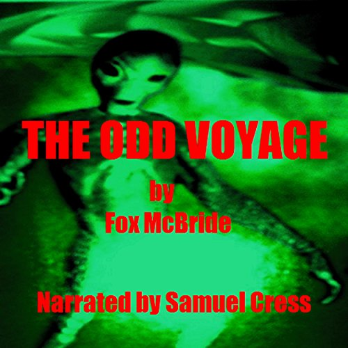The Odd Voyage audiobook cover art