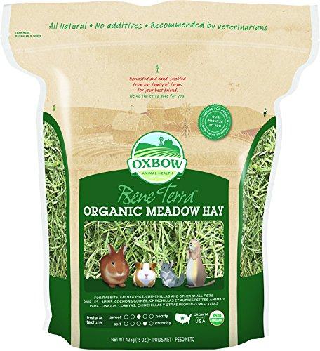 OXBOW『Organic Meadow Hay(オーガニック メドウヘイ)』