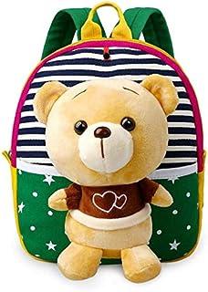 cartoon toys bear school bags kindergarten girls cute backpack