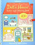 Wheatley, A: Doll's House Sticker and Colouring Book (Doll's House Sticker Book)
