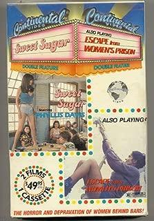 Sweet Sugar / Escape From Women's Prison Double Feature