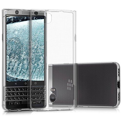 kwmobile Hülle kompatibel mit BlackBerry KEYone (Key1) - Handyhülle - Handy Hülle in Transparent